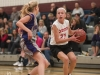 Playing with my Shadow-Spring Basketball Fun