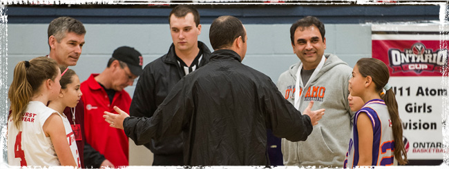 Dundas Dynamo OBA Basketball