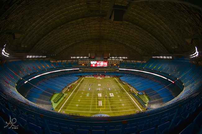 Rogers Centre-Sky Dome
