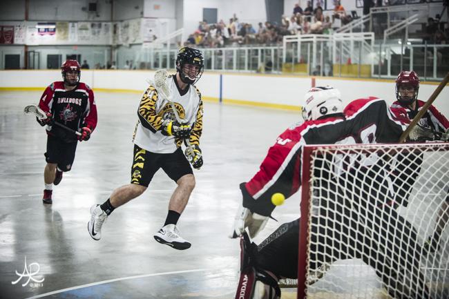 Bengals Box Lacrosse