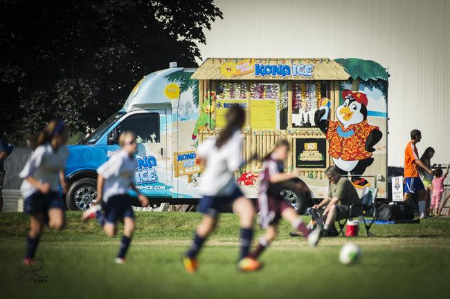 Soccer Ice Cream