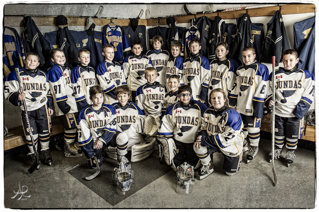 Dundas Major Atom Blues