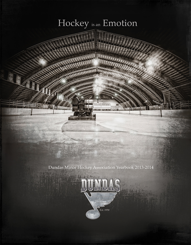 Dundas Minor Hockey Yearbook